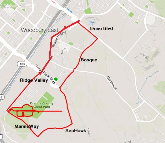 great park & neighborhood run